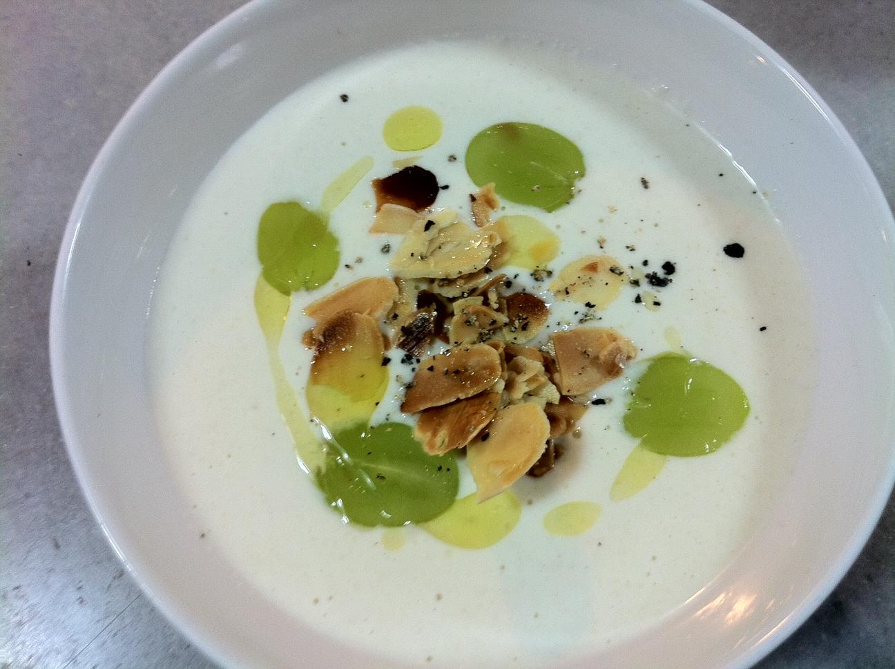 Bademli Sebze Çorbası Tarifi