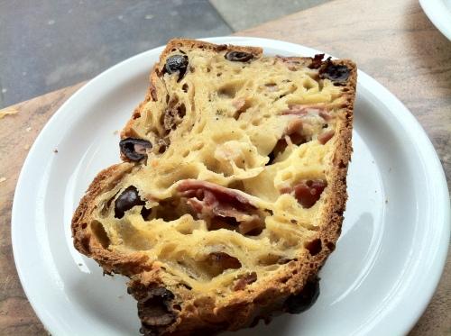 Cake Aux Olives Avec Ma Ef Bf Bdzena
