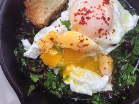 pose yumurta beyaz peynir