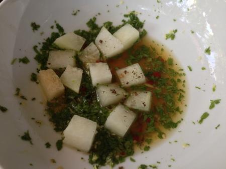 palamut salata kavunlar