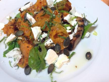 balkabagi+keci salata